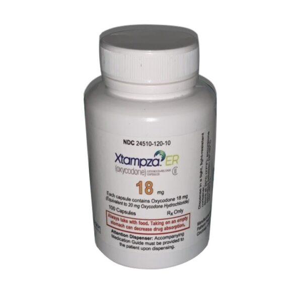 Buy Xtampza ER 18mg Online