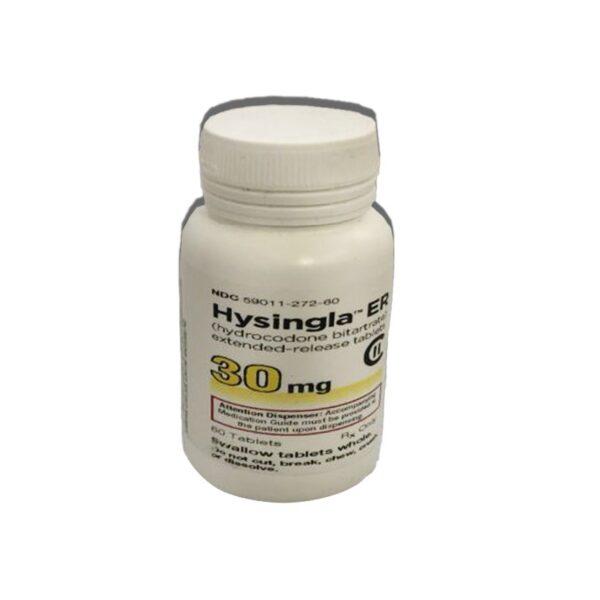 Buy Hysingla ER 30mg Online