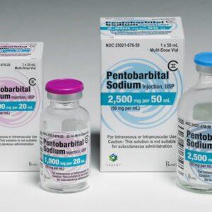 Buy Pentobarbital Sodium 1000mg Online